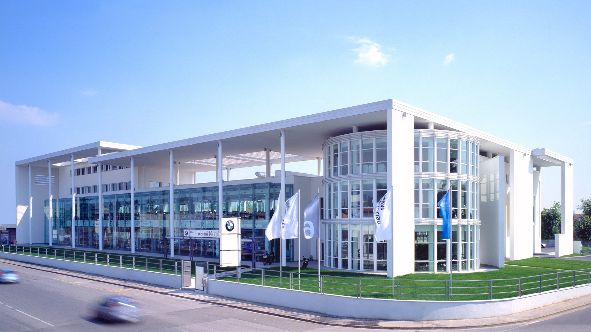 Bmw Mobile Al >> Concessionaria BMW certificata QMA Nanni Nember s.r.l. a ...
