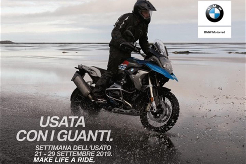 Sissi Moto Crema Usato settimana dell'usato | bmw motorrad